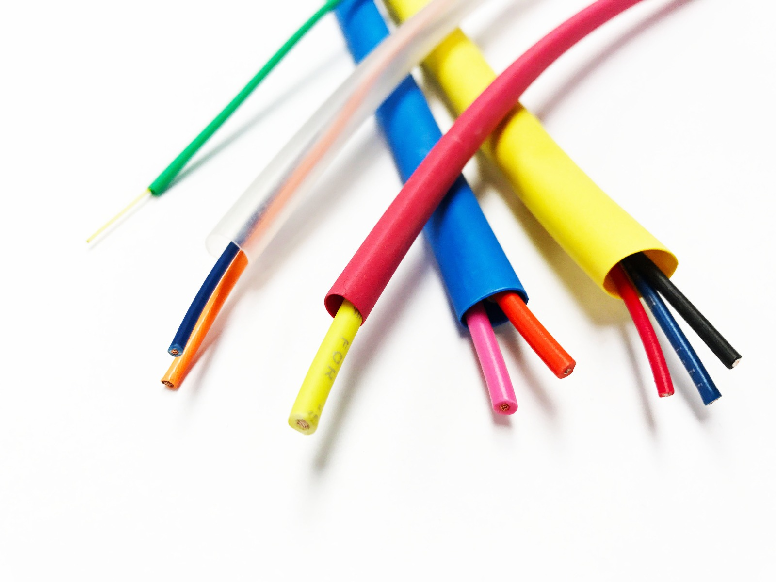 FEP Heat-Shrink Tubing -  2:1
