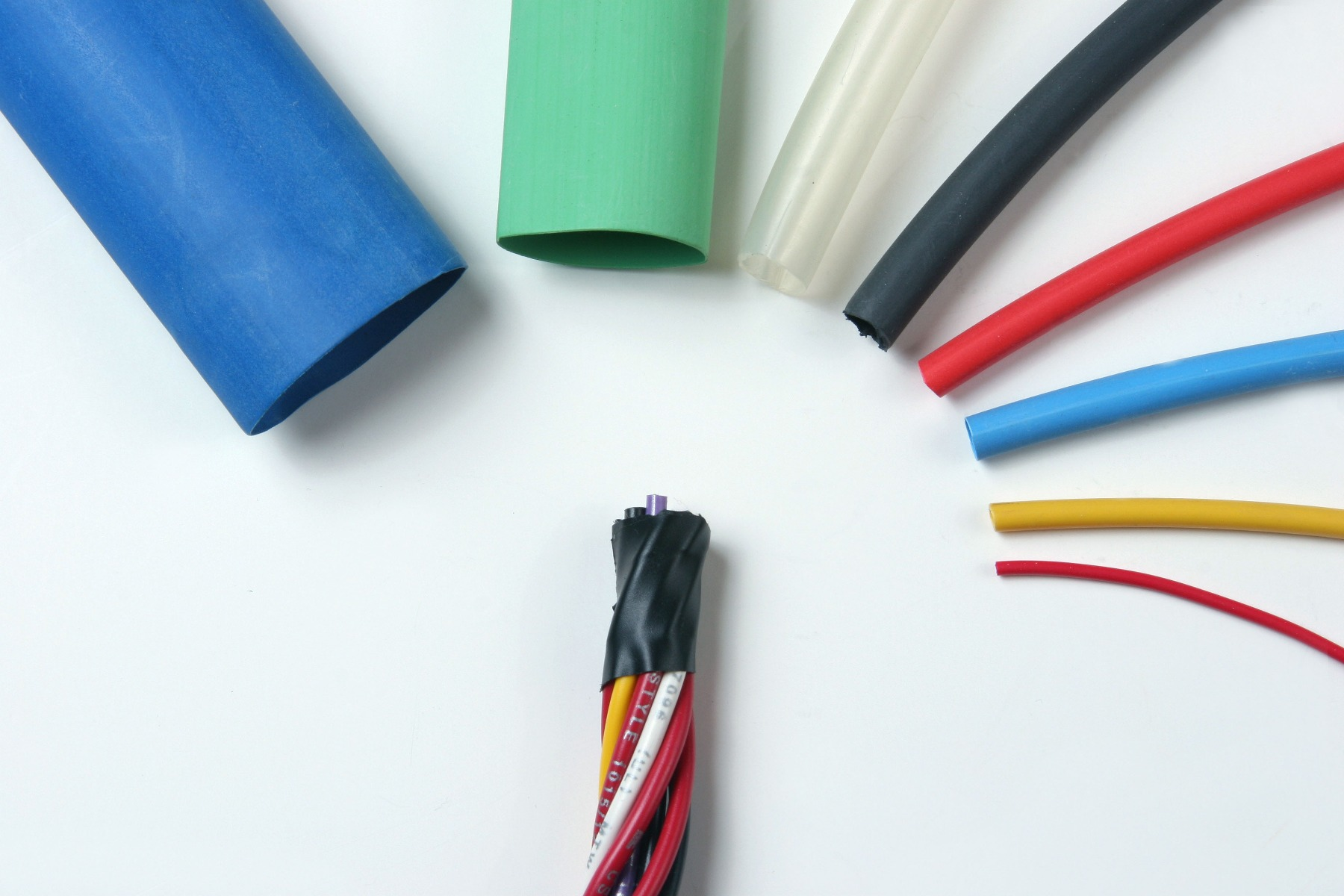 PVC Heat Shrink, 2:1