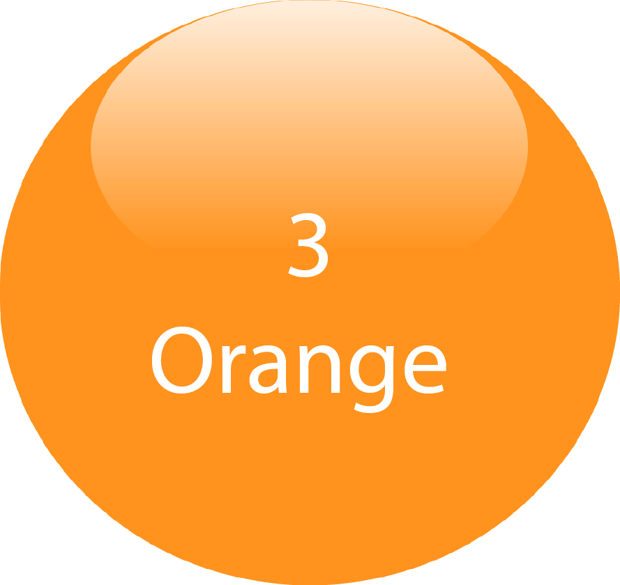 Orange Colour 3