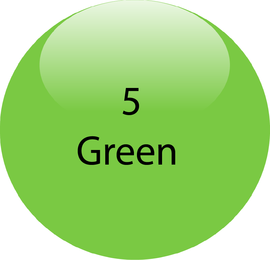 Green Colour 5