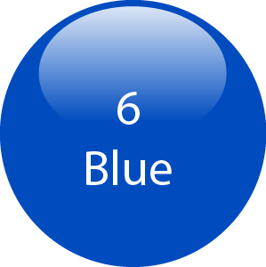 Blue Colour 6