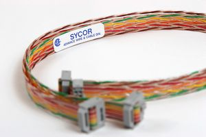 Ribbon and flat cable product