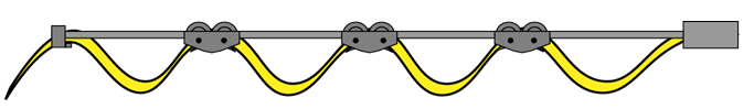 Flat Festoon Cable