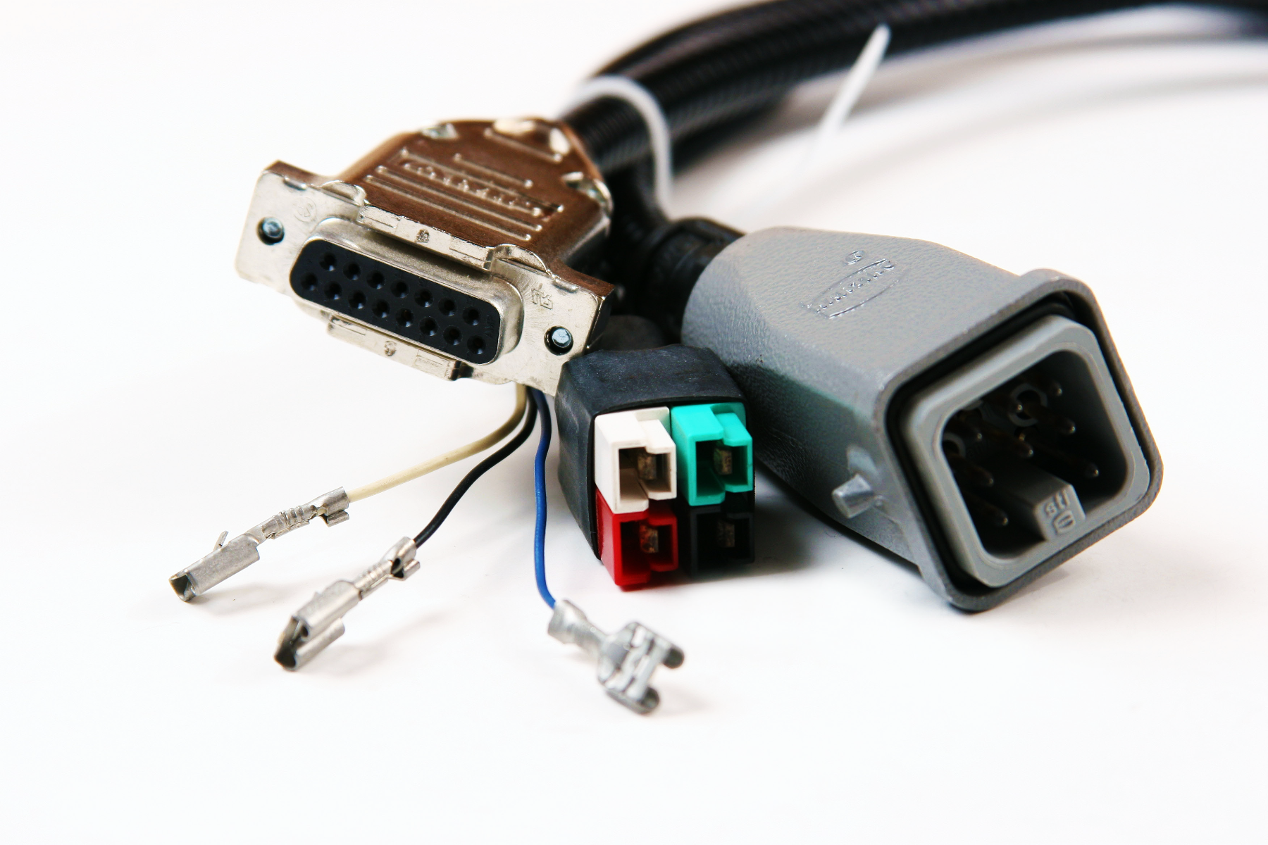 Sycor's Cable Assembly / Wire Harness