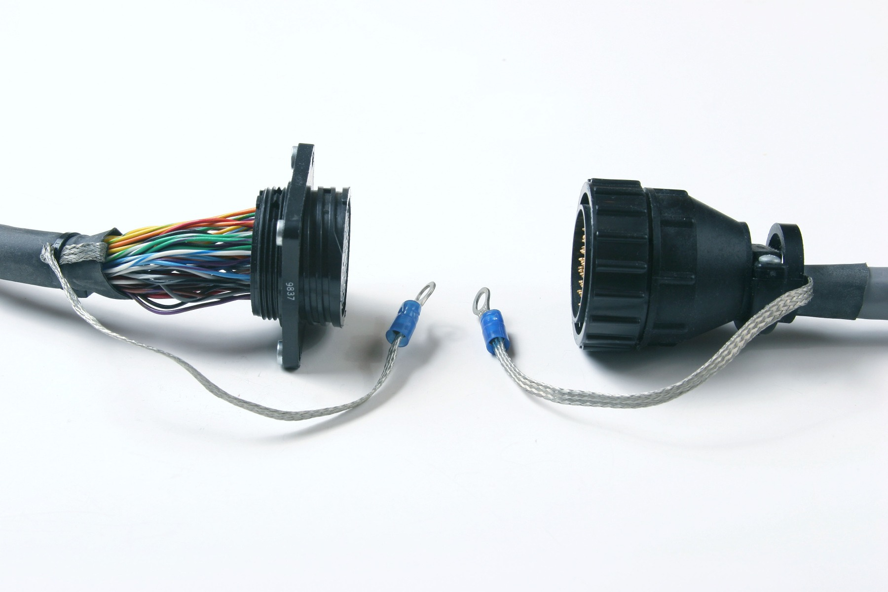 Automation and robotic Cable Assembly / Wire Harness