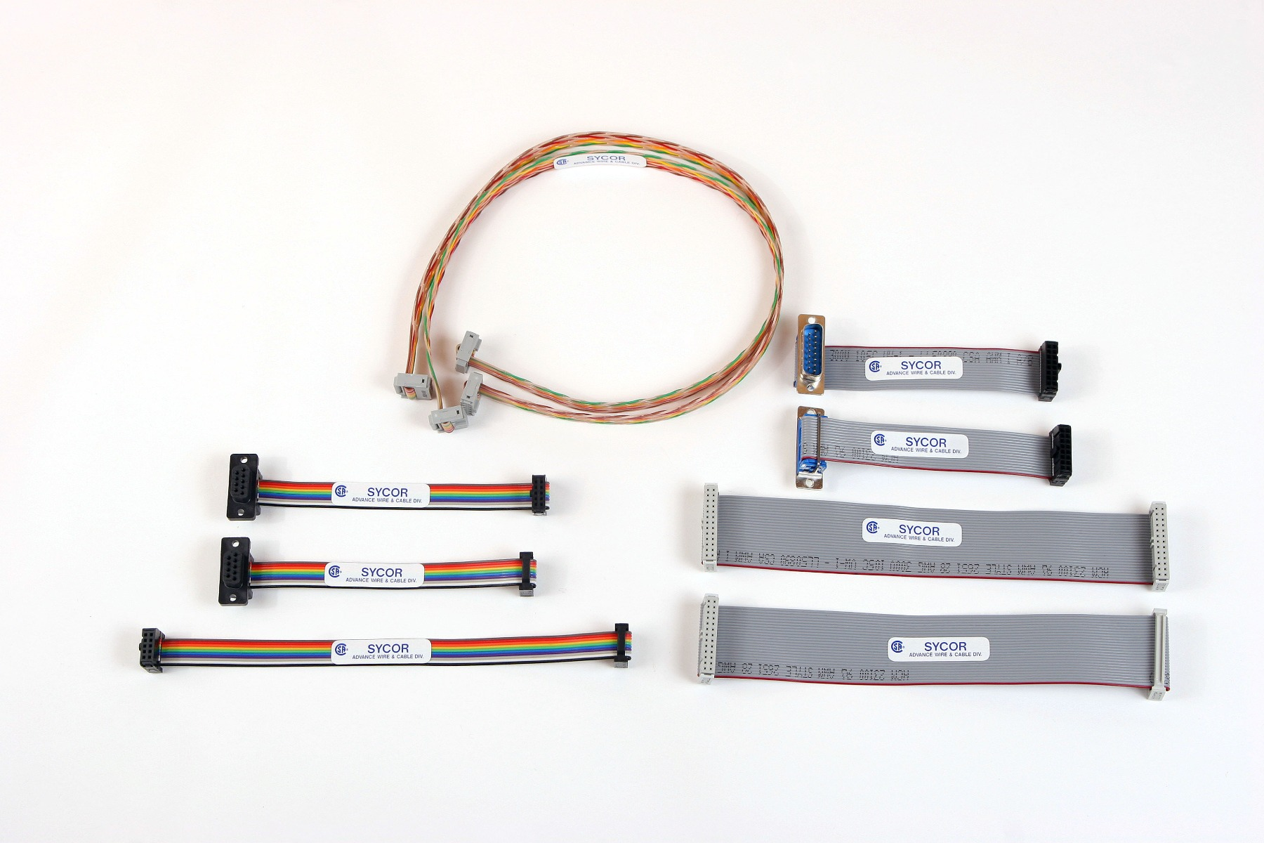 Ribbon and Flat Cable Assembly / Wire Harness
